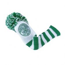 Official Celtic FC Pompom Driver Headcover